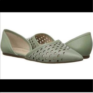 Franco Sarto | Mint Pointed Honesty 2 Cut Out Flat